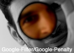 Google-Filter Google-Penalty