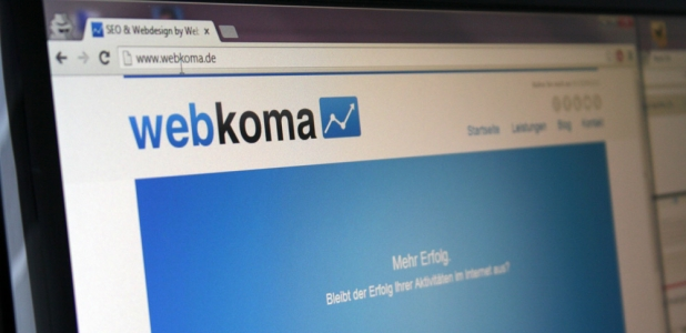Webkoma in neuem Gewand