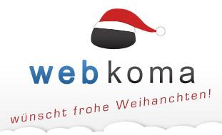 Webkoma wünscht frohe Weihnachten + Rückblick aus SEO-/Affiliate-Sicht 2011